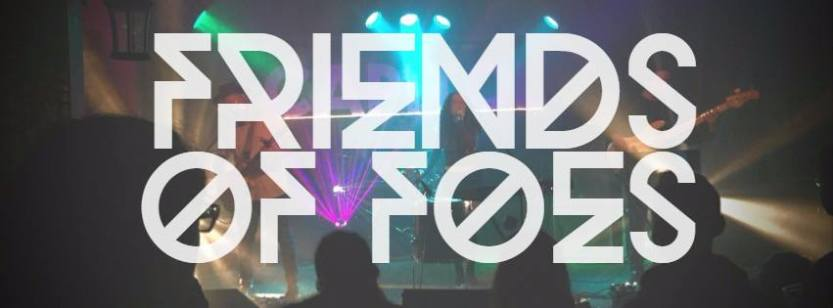 Friends of Foes Cover Photo